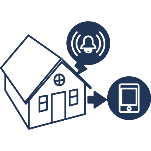 house-protected-by-surveillance-system-with-alarm-connected-to-cellphone